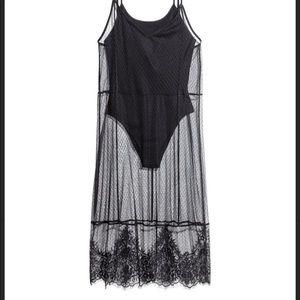 Dresses & Skirts - Sheer dress